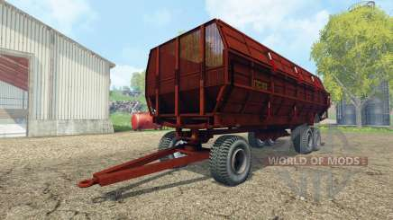 PS 60 pour Farming Simulator 2015