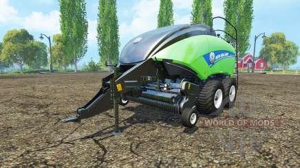 New Holland BigBaler 1290 gras bale v3.0 pour Farming Simulator 2015