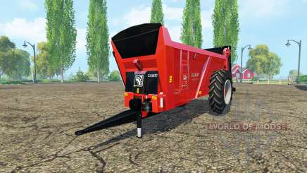 Gilibert Helios 15 pour Farming Simulator 2015