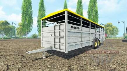 JOSKIN Betimax RDS 7500 v3.8.1 pour Farming Simulator 2015