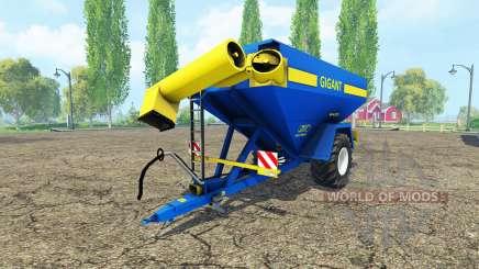 ZDT Gigant pour Farming Simulator 2015