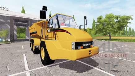 Caterpillar 725A v2.0 pour Farming Simulator 2017