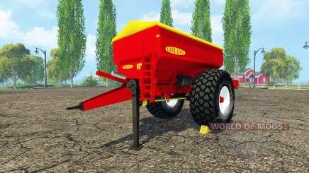 Bredal K85 v0.9 pour Farming Simulator 2015