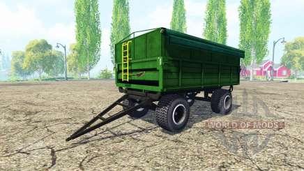 PTS 6 v1.1 pour Farming Simulator 2015