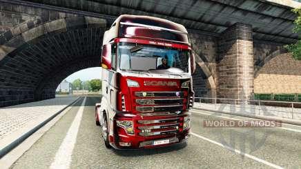 Scania R700 v3.0 für Euro Truck Simulator 2