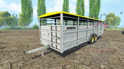 JOSKIN Betimax RDS 7500 v3.9 pour Farming Simulator 2015