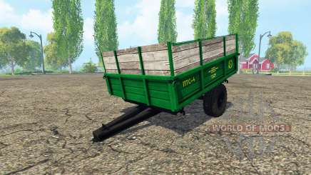 PTS 4 für Farming Simulator 2015
