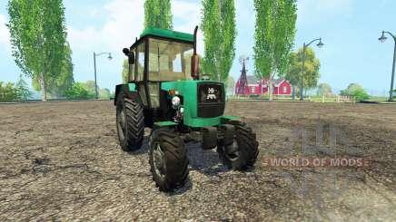 YUMZ 8240 v2.0 pour Farming Simulator 2015