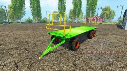 Dinapolis RPP-9000 pour Farming Simulator 2015