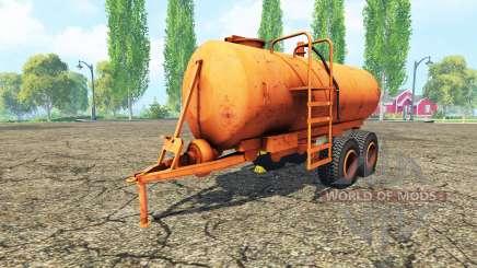 Mzht 10 für Farming Simulator 2015