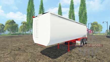 Roadwest Trailer pour Farming Simulator 2015
