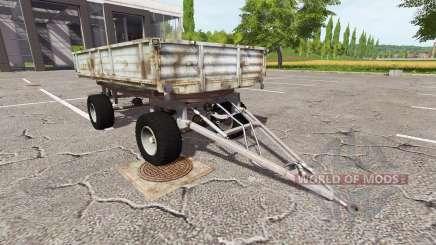Autosan D47 pour Farming Simulator 2017