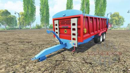 Marshall QM-16 plus für Farming Simulator 2015