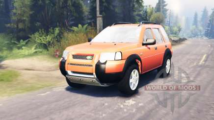 Land Rover Freelander pour Spin Tires