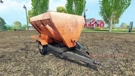 Mixer wagon pour Farming Simulator 2015
