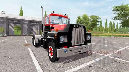 Mack R600 für Farming Simulator 2017