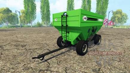 J&M 680 v2.0 für Farming Simulator 2015