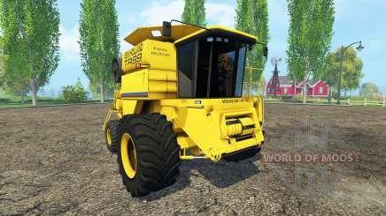 New Holland TR99 v1.4.2 pour Farming Simulator 2015