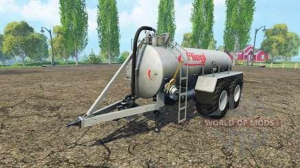 Fliegl VFW 14000 pour Farming Simulator 2015