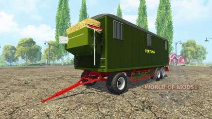 Fortuna AT v1.5 pour Farming Simulator 2015