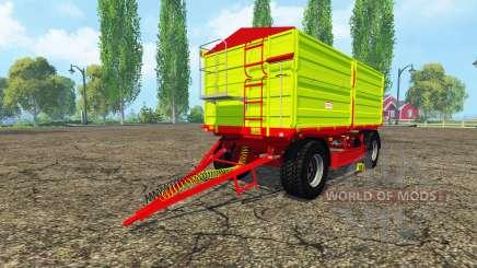 Schmidt tipper trailer pour Farming Simulator 2015