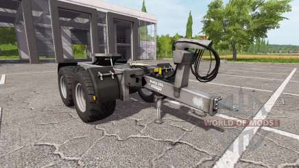 Krampe Dolly 20L v1.1.1 für Farming Simulator 2017