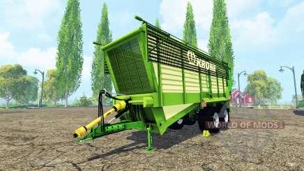 Krone TX 460 D v2.0 für Farming Simulator 2015