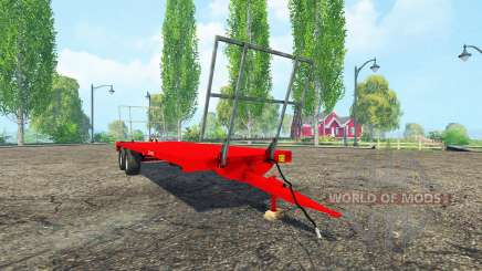 Remorques Chevance PF 90 v0.99 pour Farming Simulator 2015