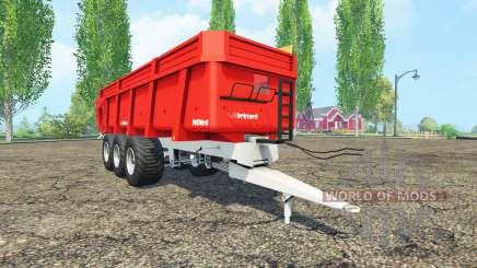 Brimont BB 24 TRD v2.0 für Farming Simulator 2015