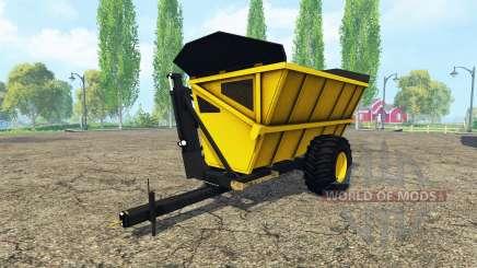 Oxbo pour Farming Simulator 2015