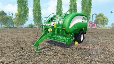 McHale Fusion 3 für Farming Simulator 2015