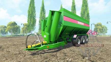 BERGMANN GTW 430 v2.0 für Farming Simulator 2015