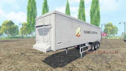 Kroger Agroliner SRB3-35 multifruit v0.1 pour Farming Simulator 2015