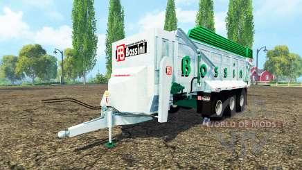 Bossini SG200 DU 34000 für Farming Simulator 2015