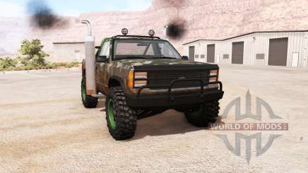Gavril D-Series off-road v1.1 pour BeamNG Drive