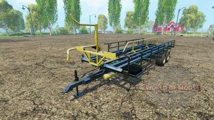 Ursus T-127 Plus v1.5 pour Farming Simulator 2015
