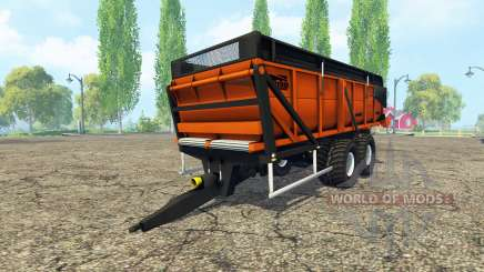 Dezeure TransMAX pour Farming Simulator 2015