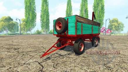 Auger wagons v1.31 pour Farming Simulator 2015