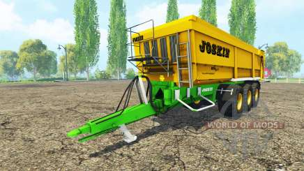 JOSKIN Trans-Space 8000-23 v4.0 für Farming Simulator 2015