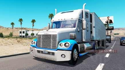 Le camion de collecte de trafic v1.4.2 pour American Truck Simulator