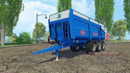 Maupu Evo 24000 pour Farming Simulator 2015