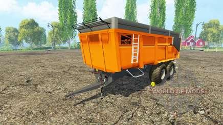 Dezeure D14TT für Farming Simulator 2015