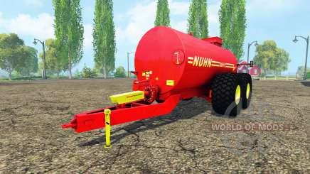 Nuhn Mugnum 5000 pour Farming Simulator 2015