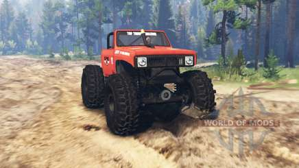 International Scout II TTC pour Spin Tires