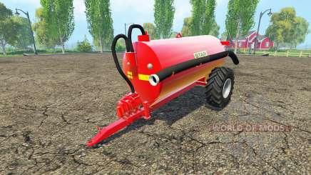 Star 1100 v2.0 pour Farming Simulator 2015