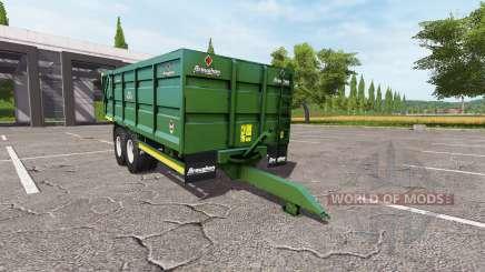 Broughan 18F pour Farming Simulator 2017