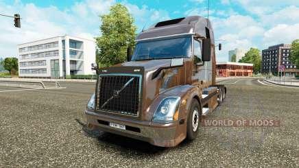 Volvo VNL 670 für Euro Truck Simulator 2