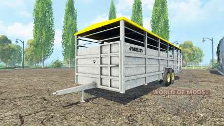 JOSKIN Betimax RDS 7500 v3.7.1 pour Farming Simulator 2015