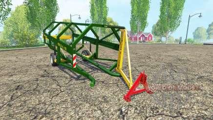 Ballenboy FSB 25-6-110 pour Farming Simulator 2015