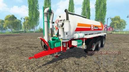 Bossini B200 pour Farming Simulator 2015